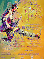 Winter Park Jazz Festival Poster