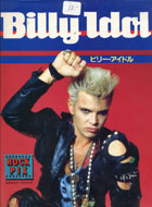 Billy Idol Book