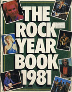 The Rock Yearbook Book