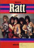 Metal Mania: Ratt Book