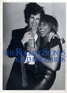 The Rolling Stones featuring Keith Richards Book
