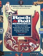 Rock & Roll Memorabilia Book