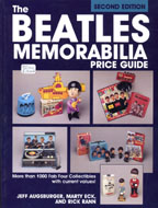 The Beatles Memorabilia Price Guide Book