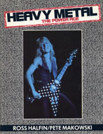 Heavy Metal: The Power Age Book