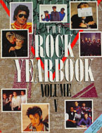 The Rock Yearbook Volume V Book
