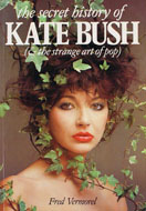 The Secret History Of Kate Bush Book