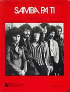 Samba Pa Ti Book
