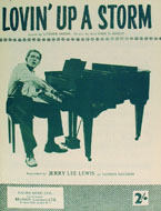 Lovin' Up A Storm Book