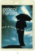 Procol Harum Laminate