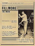 Bill Graham Handbill