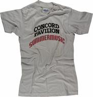 Summer Music Men's Vintage T-Shirt