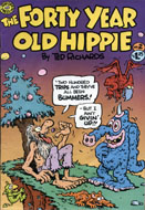 The Forty Year Old Hippie #2 Comic Book