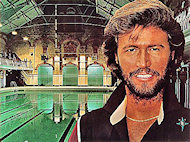 Barry Gibb Handbill