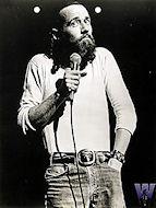 George Carlin Vintage Print