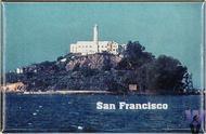 Alcatraz Magnet