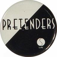 The Pretenders Pin