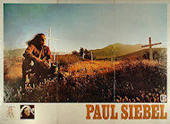 Paul Siebel Poster