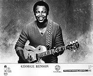 George Benson Promo Print