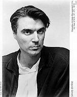 David Byrne Promo Print