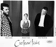 Cocteau Twins Promo Print