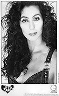 Cher Promo Print