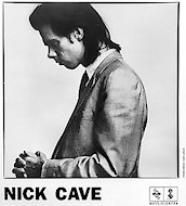 Nick Cave Promo Print
