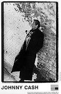 Johnny Cash Promo Print