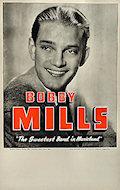 Bobby Mills Poster