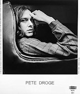 Pete Droge Promo Print