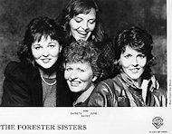 The Forester Sisters Promo Print