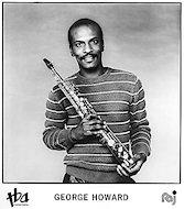 George Howard Promo Print