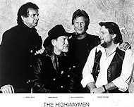 The Highwaymen Promo Print