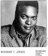 Booker T. Jones Promo Print