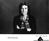 Ray Davies Promo Print