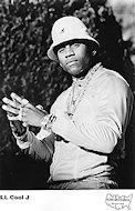 LL Cool J Promo Print