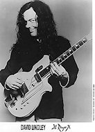 David Lindley Promo Print
