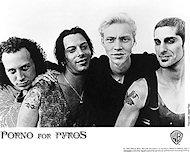 Porno For Pyros Promo Print