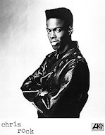 Chris Rock Promo Print