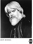 Leon Russell Promo Print