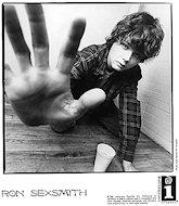 Ron Sexsmith Promo Print
