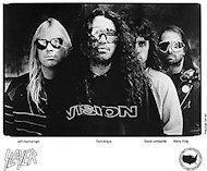 Slayer Promo Print