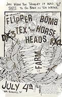 Flipper Bomb Tex Poster