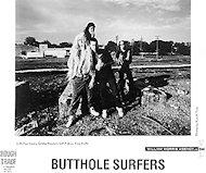 Butthole Surfers Promo Print