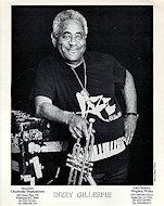 Dizzy Gillespie Promo Print