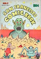 San Francisco Comic Book No. 1 Comic Book