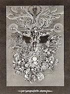 Rick Griffin Comix Art Handbill