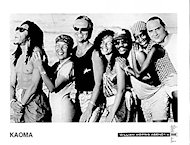 Kaoma Promo Print