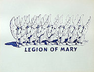 Legion of Mary Handbill