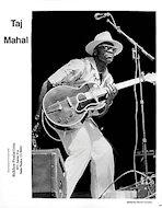 Taj Mahal Promo Print