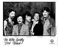 The Nitty Gritty Dirt Band Promo Print